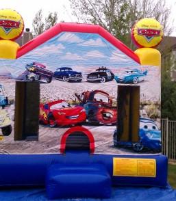 Cars Jump House